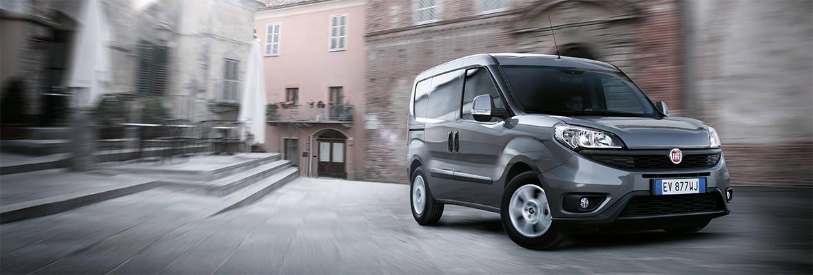 Fiat Doblo – Rahoitustarjous